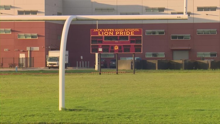 Yates High School athletic field will be named after graduate George Floyd