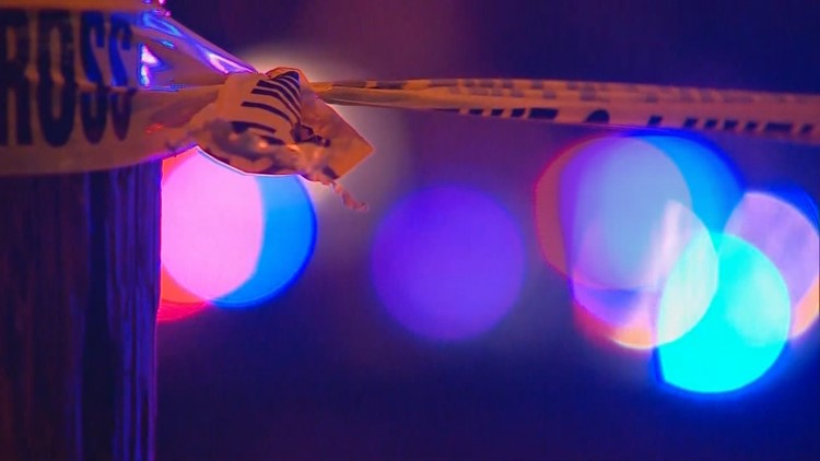 19-year-old woman dies after getting shot in the back, Dickinson police say