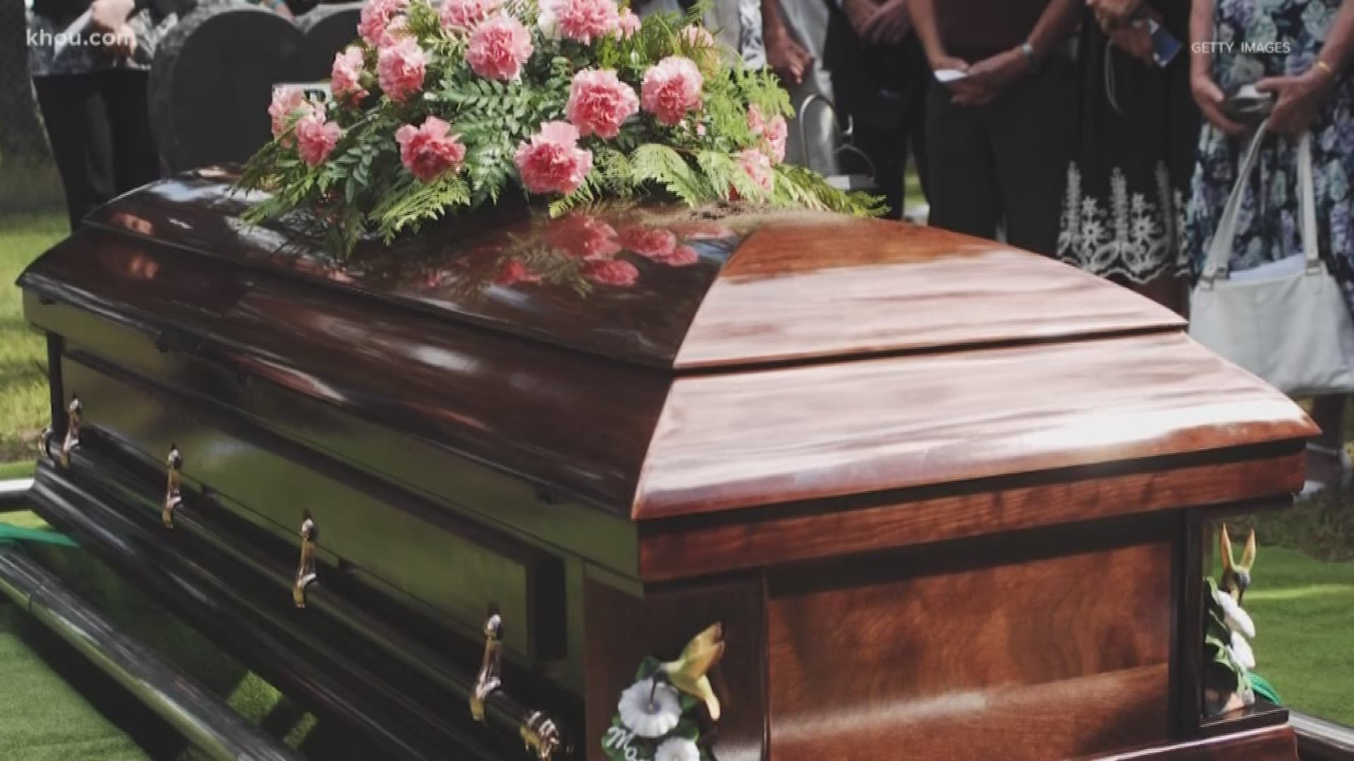 Funeral workers concerned about not getting enough PPE during coronavirus  pandemic | khou.com
