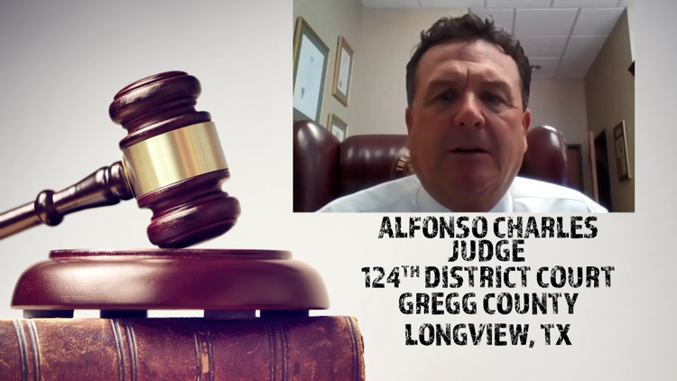 Judge Alfonso Charles on guns, domestic violence and protective orders