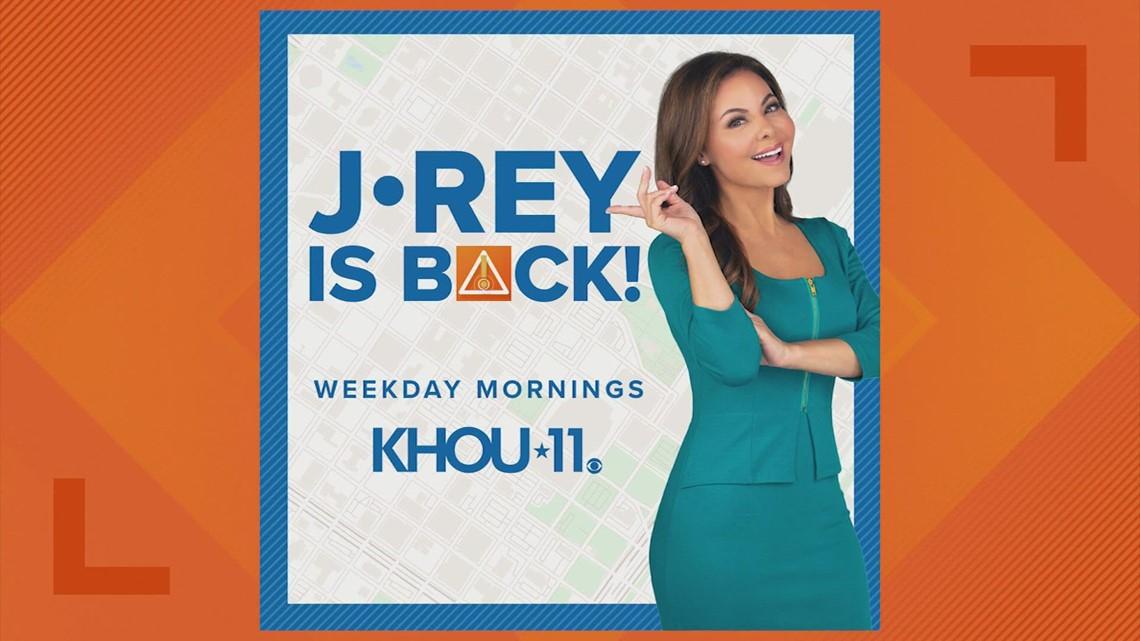 Jennifer Reyna joins KHOU 11 news team