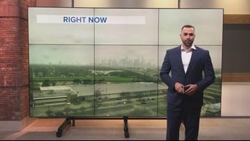 Houston Forecast: Rain, rain and more rain headed to Houston next week