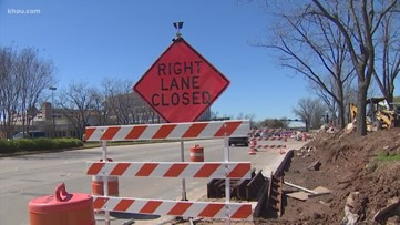 Delays on Highway 6 construction project driving Sugar Land drivers crazy