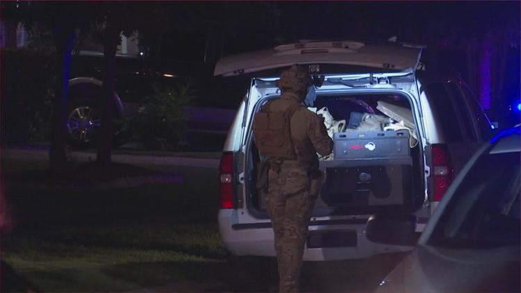 HCSO: 2 women injured, 2 men dead in domestic disturbance shooting in Katy