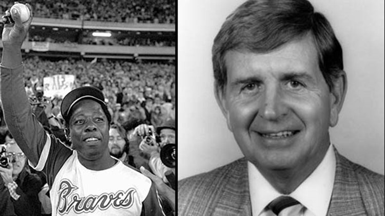#715: The home run that forever linked legends Hank Aaron and Milo Hamilton