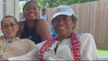 'It's just unreal': Family pleads for public's help after woman shot, killed in possible road rage
