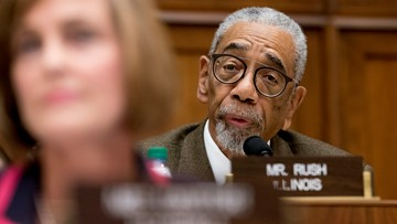 Illinois Rep. Bobby Rush proposes congressional hearings on Astros' sign-stealing scandal