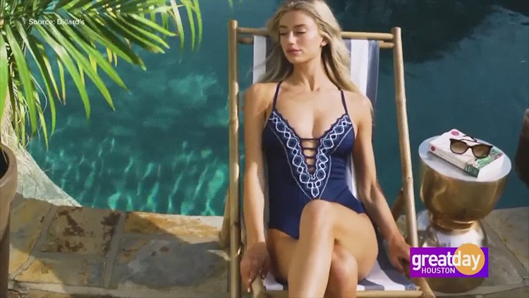Suit up for summer with the top swim trends