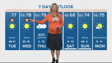 Picture perfect forecast