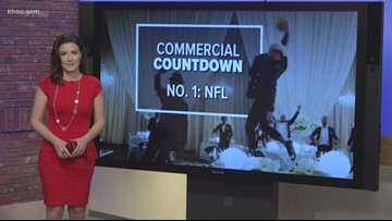 COMMERCIAL COUNTDOWN: No. 1