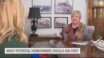 What potential homeowners should ask first