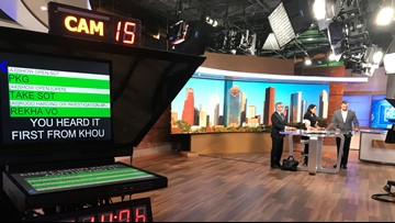 An inside look at KHOU 11's new station