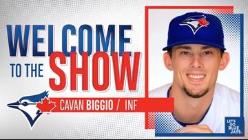 Cavan Biggio, son of Astros legend Craig, called up to big leagues