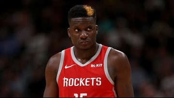 Rockets' Clint Capela to miss 4-6 weeks with a thumb injury, per report