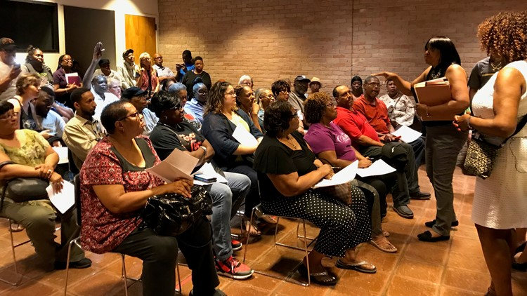 Inwood Forest Village HOA meeting
