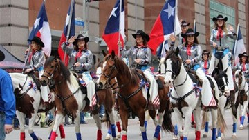 Street closures for the RodeoHouston Parade, Rodeo Run 10K