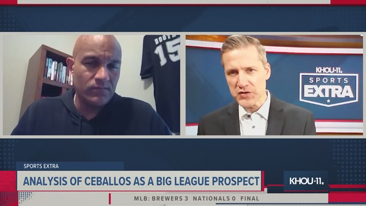 What kind of prospect is Sabin Ceballos?