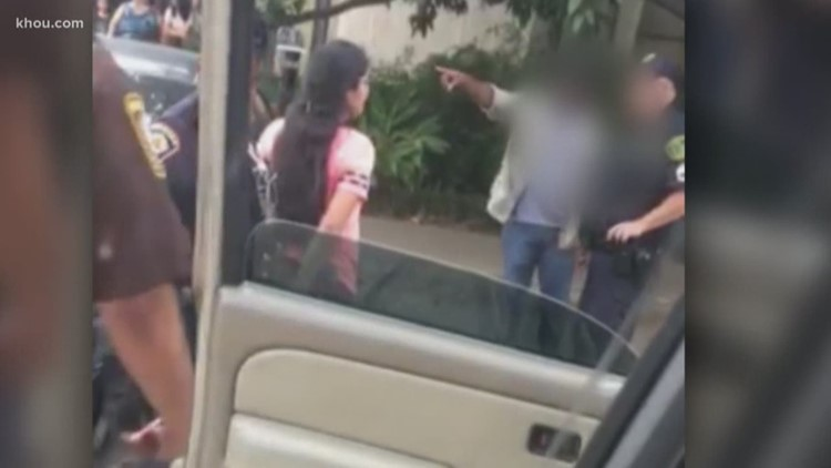 Woman arrested after fight over museum parking spot