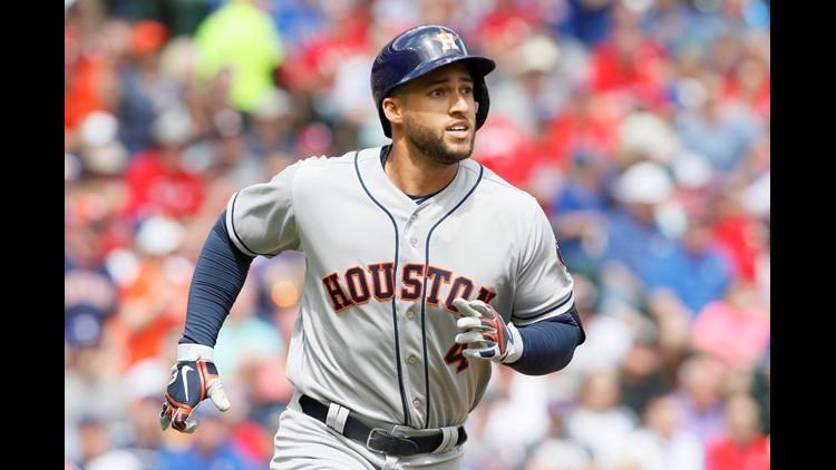 Houston Astros at Texas Rangers Free Preview