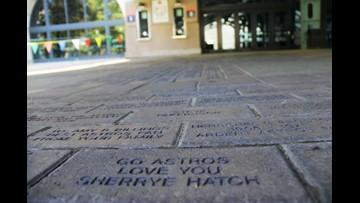 Astros launch World Series Commemorative Brick Program