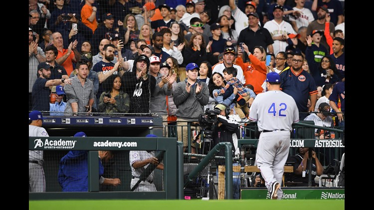 Veteran Bartolo Colón went toe-to-toe with Astros ace pitcher Justin Verlander, both allowing just one run and one hit before the Rangers pulled ahead in the 10th inning. The Rangers take the series 2-1 with each game being decided by two runs or less.