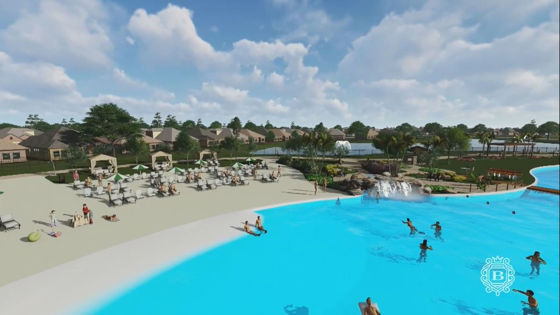 Crystal Clear Lagoon Opening In Humble This Summer Khou Com