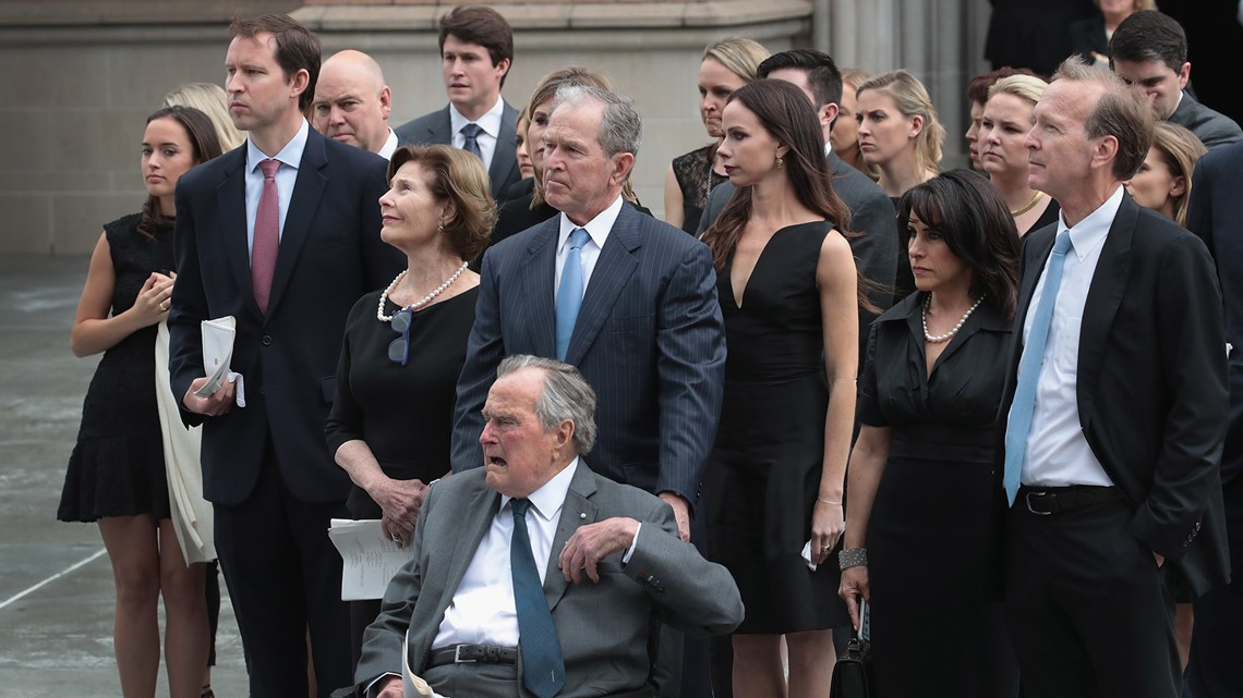 Blog Former First Lady Barbara Bush Laid To Rest Khou Com