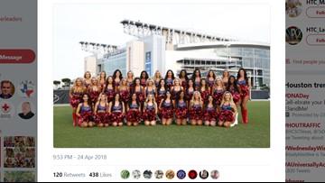Meet your 2018-19 Texans Cheerleaders