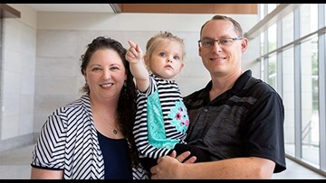Innovative procedure gives epilepsy patient the life she'd always dreamed of