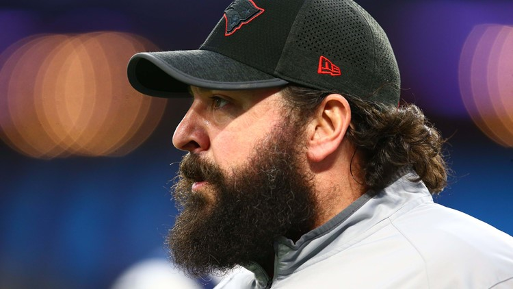 Lions coach Matt Patricia says he was 'falsely accused' of assault