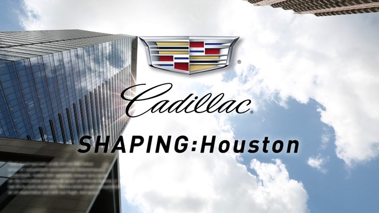 Telling the stories of the bold individuals who are shaping and influencing the culture of Houston.