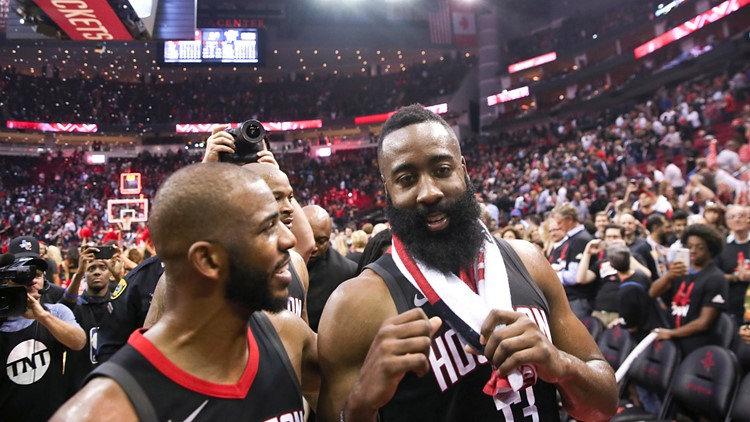 Rockets Ready to Roll Over Warriors in West Finals