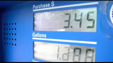 Gas prices rise to levels not seen in more than 3 years
