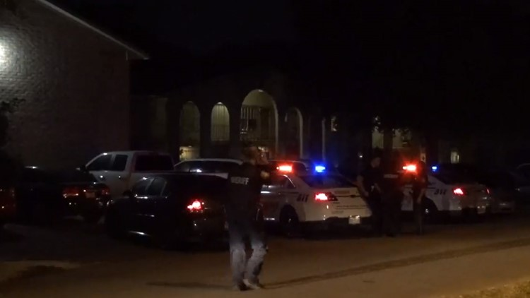 Deputies are investigating a homicide after a man was found shot to death at an apartment in Channelview Tuesday night.