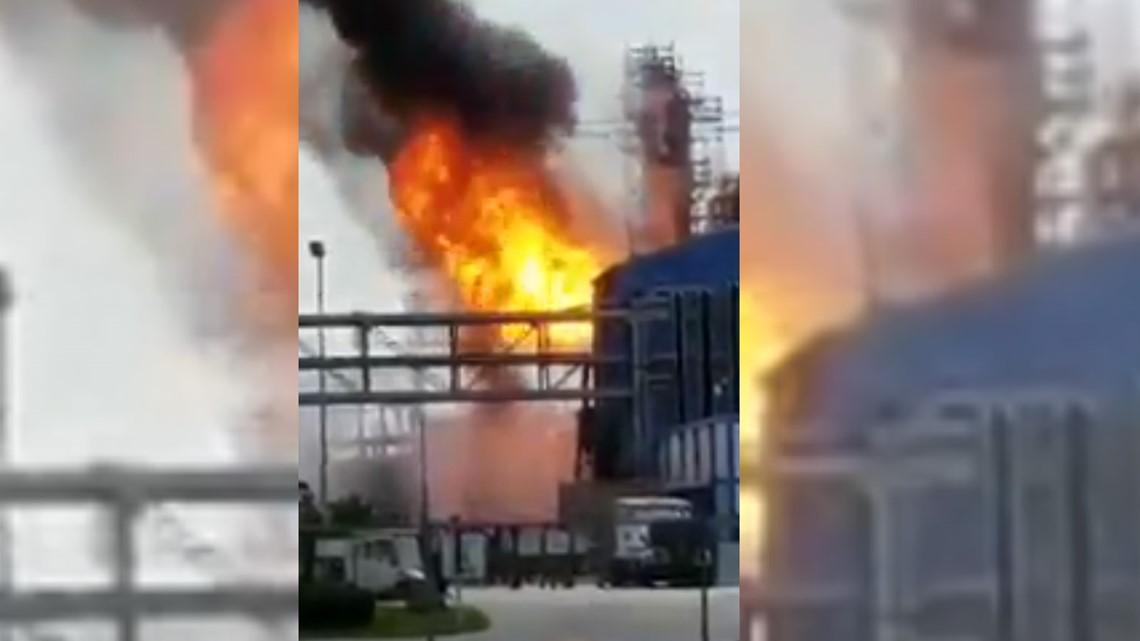 Pasadena Tx Weather Radar >> khou.com | Police: 21 injured in Pasadena plant explosion