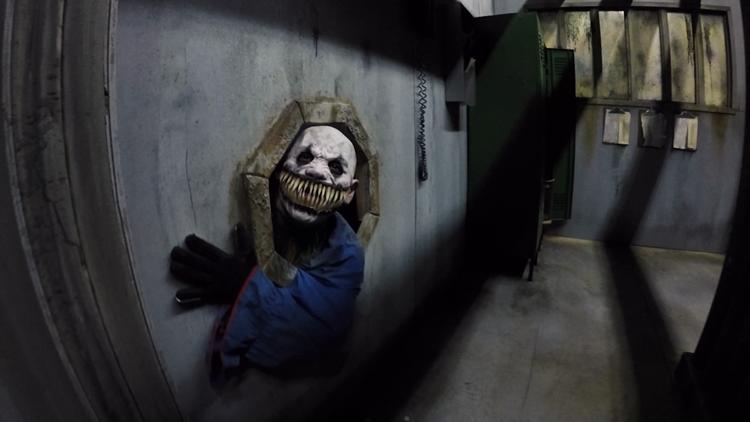 Sneak peek: 13th Floor Haunted House makes debut in Houston