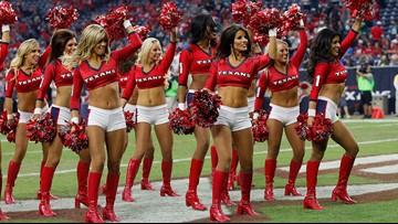 Former Houston Texans cheerleaders allege harassment, assaults in lawsuit