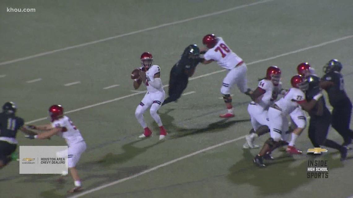 Texas high school football heating up in Houston area