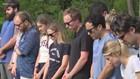 Bush grandkids honor grandparents in College Station
