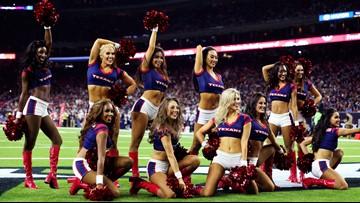 5 Texans Cheerleaders file 2nd lawsuit against team