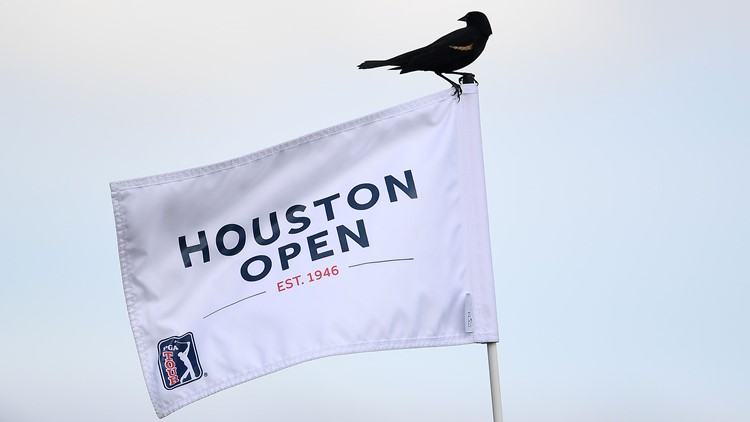 Astros owner takes control of Houston Open