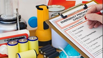 Disaster supply list: What you'll need if a hurricane is coming