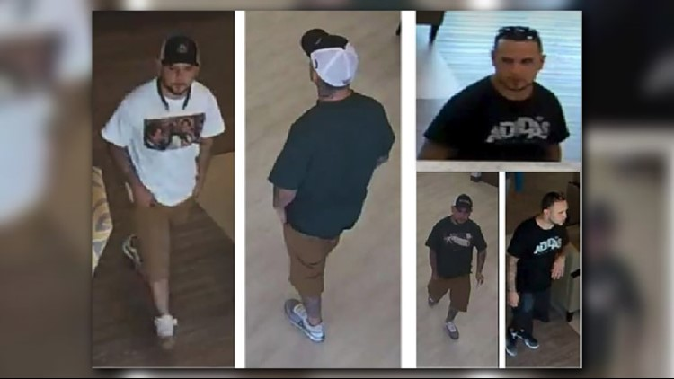 The Montgomery County Constable's Office Pct. 3 is asking for the community's help identifying the man who they say has stolen from an eyeglasses business at least twice over the past couple of weeks.