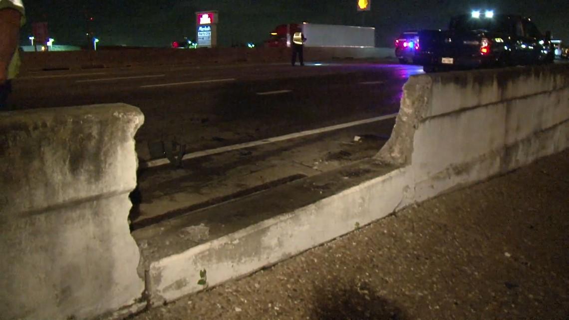 I-45 North closed for hours after horrific accident | khou com