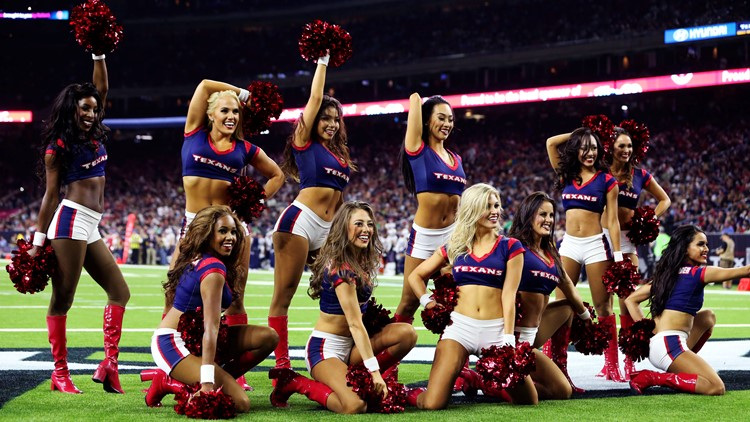 Texans Cheerleader coach resigns after lawsuits allege bullying, body-shaming