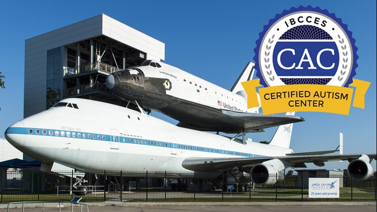 Space Center Houston continues to work to ensure that it is an accessible and accepting destination and now can accommodate guests with autism spectrum disorder.