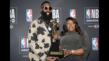 Adidas releases new commercial with MVP Harden, his mom
