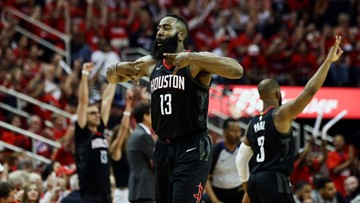 Kyrie Irving: James Harden was 'people's MVP' but LeBron James was 'NBA MVP'