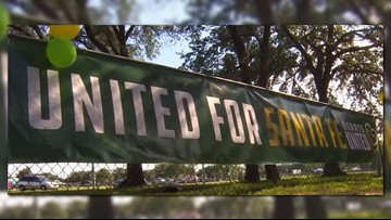 Santa Fe High School alumni plans fundraiser in wake of shooting