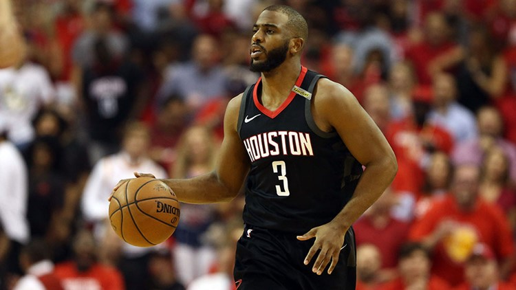 The Rockets had their best regular season in franchise history with Chris Paul and NBA MVP James Harden leading the way.